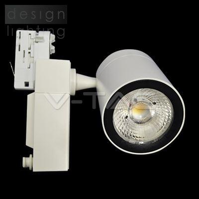 LED reflektor 35W - bílá