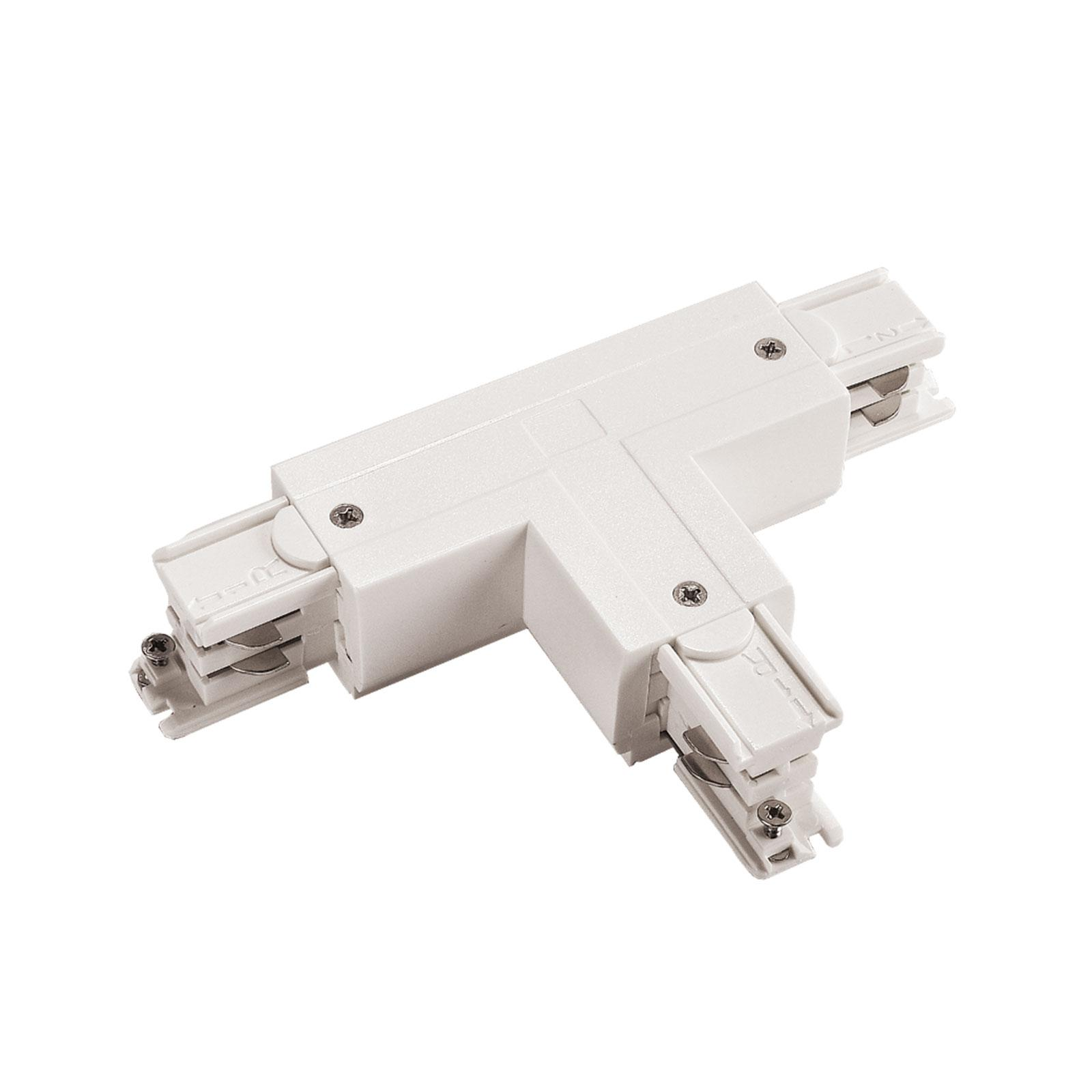 SPS connector T2 left, white  SPECTRUM