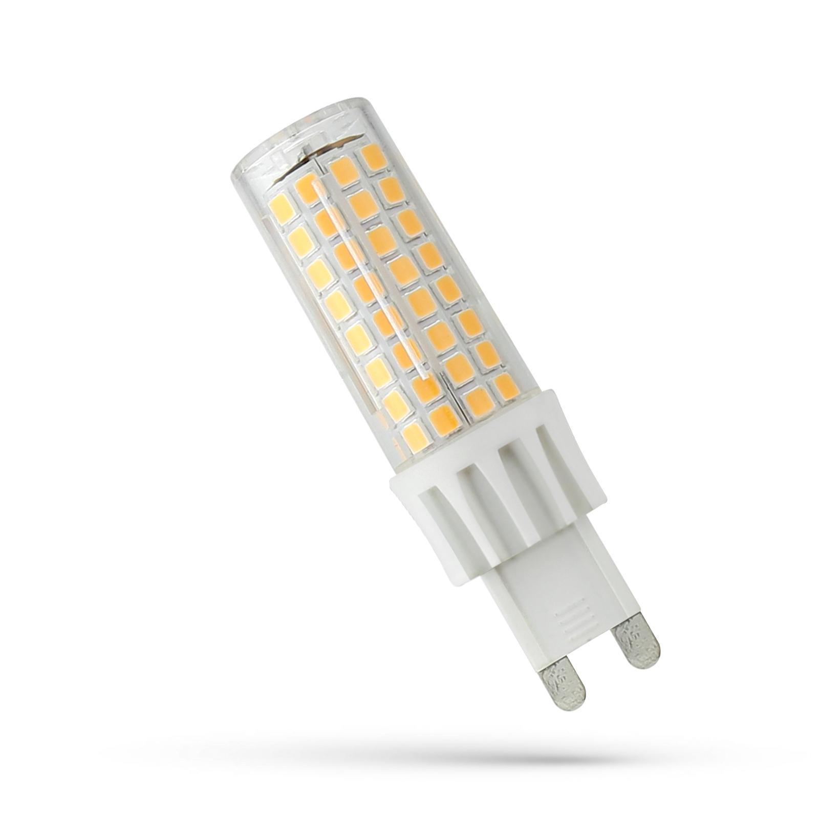 LED G9 230V 7W CW SMD SPECTRUM